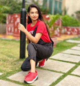 Anushka Sen Images -17