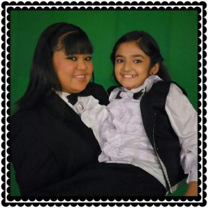 Anushka Sen Child Photos