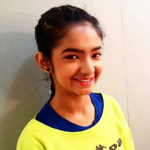 Anushka Sen Smile Photo