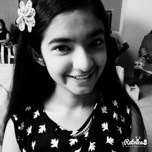 Anushka Sen Hot Photo
