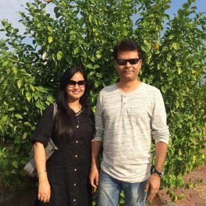 Anushka Sen Father Mother